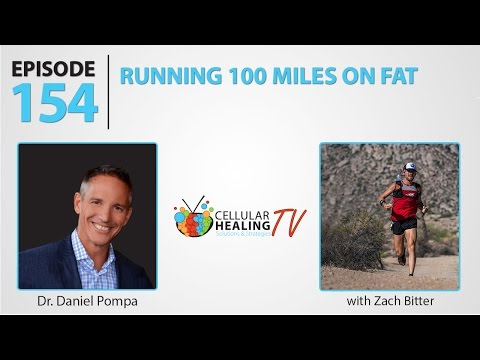 Running 100 Miles on Fat - CHTV 154