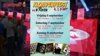 Cafe bakker Twello Klompenfeest 2019
