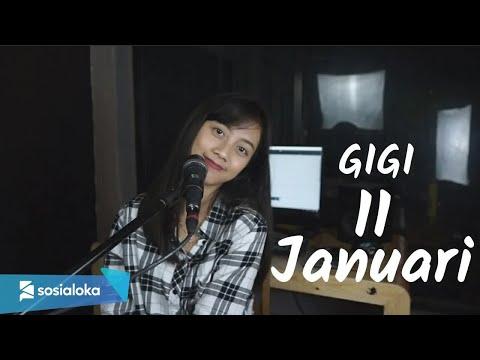 11 Januari  Gigi   Michela Thea Cover