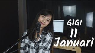11 JANUARI ( GIGI ) - MICHELA THEA COVER