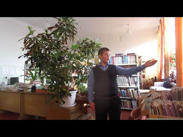 Изображение предпросмотра прочтения – АртёмБитнер читает произведение «Гой ты, Русь, моя родная!..» С.А.Есенина