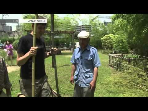 The Many Uses Of Bamboo   Japanology Plus  竹