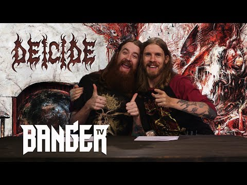 DEICIDE Overtures of Blasphemy Album Review | Overkill Reviews