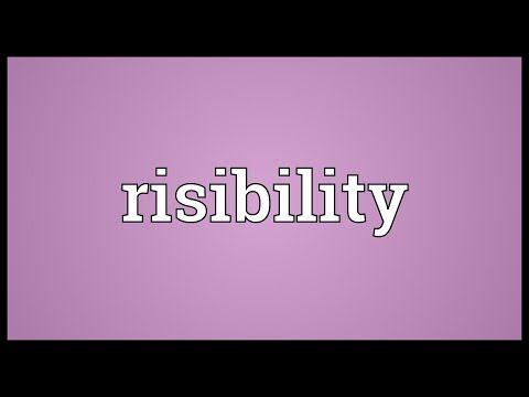Header of risibility
