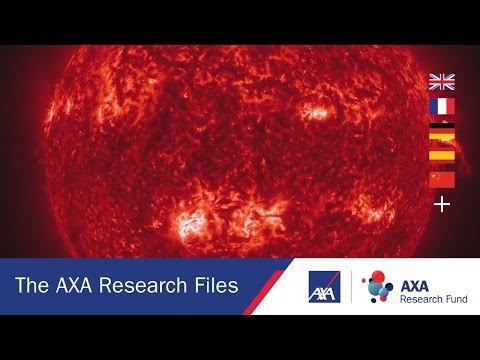 What effect could a solar flare (or CME) have on the earth? | Ep#5 | AXA Research Fund