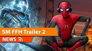 Spider-Man Far From Home Trailer 2 Release Revealed