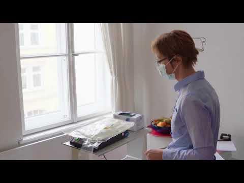 PD-Heimdialyse: CAPD Beutelwechsel - Ein Lernvideo