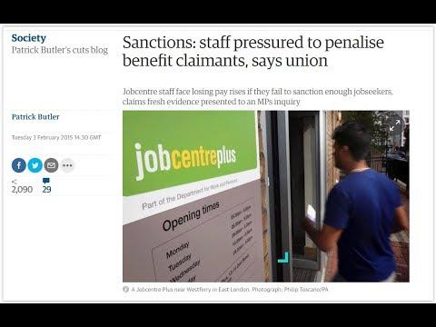 James O'Brien vs shameful Tory benefit sanctions