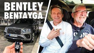 Bentley Bentayga   Ihr fragt, mein Papa und ich antworten   Matthias Malmedie