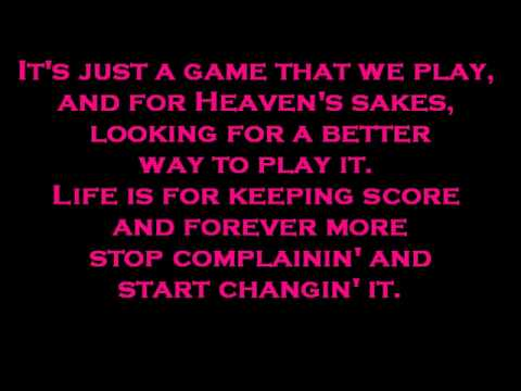 Falling In Reverse-Game Over with lyrics