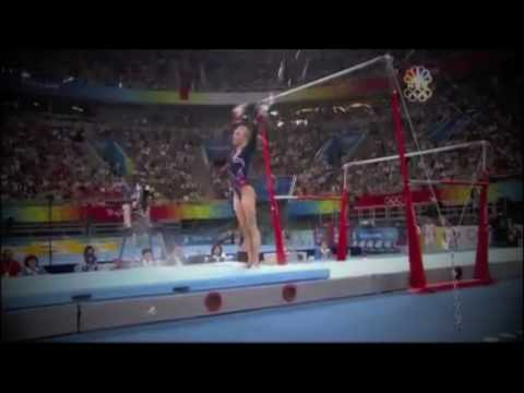 Nastia Liukin - Recalling Beijing - I'm the captain of my soul