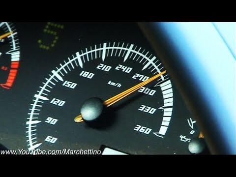 302km/h in Lamborghini Murcielago LP640!