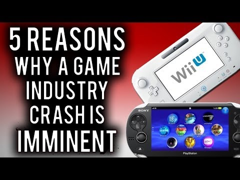 """5 reasons why a game industry crash could be IMMINENT"" [A Gaming Discussion]"