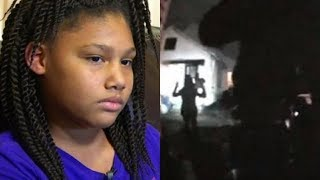 Grand Rapids Cops Draw Guns On A 11 Yr Old Girl Walking Out Of Her Home