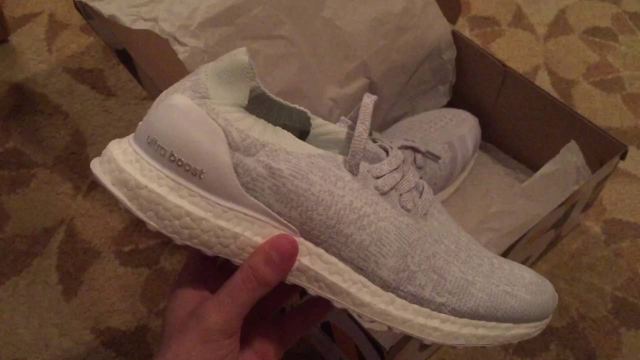 f18a1f59b9ef Adidas Ultra Boost Uncaged