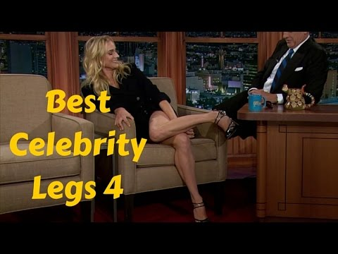Best Celebrity Legs 4  Alice Eve, Alison Brie, Dana Delany, Cameron Diaz and more