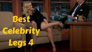 Best Celebrity Legs 4 - Alice Eve, Alison Brie, Dana Delany, Cameron Diaz and more