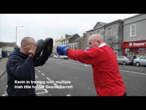 Cllr Kevin O'Keeffe's 'St. Paddy's Day Punch Up' boxing challenge