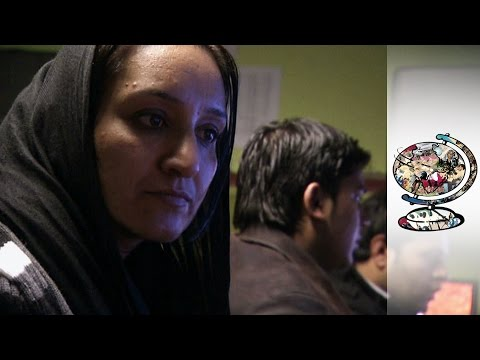 Afghan Women Determined To Make A Change (2012)
