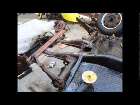 73 VW BEETLE MID ENGINE VR6 - YouTube