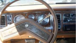 1979 Buick Electra Used Cars Indianapolis IN