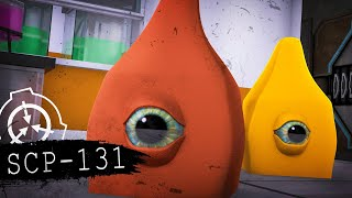 """""""THE 'EYE PODS'"""" SCP-131 