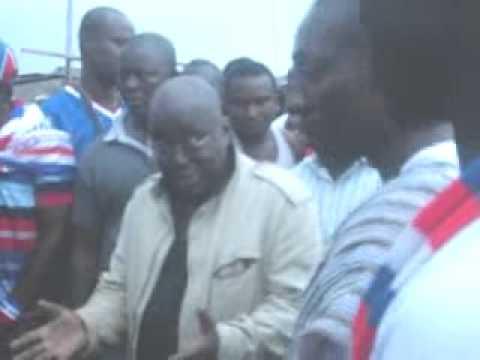 Nana Addo visits Effutu Constituency video Part 1.wmv