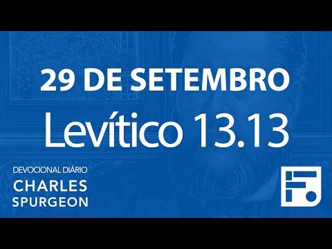 29 de setembro – Devocional Diário CHARLES SPURGEON #273