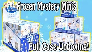 Disney Frozen Funko Mystery Minis Surprise - Full Box - Queen Elsa, Anna, Olaf, Kristoff & MORE!