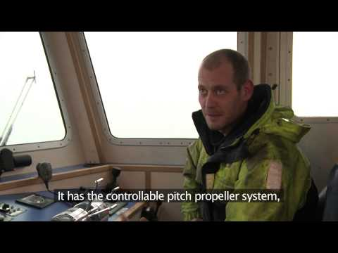 Sabb CPP Controllable pitch propeller system - By Frydenbø Industri AS