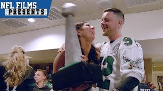 A Super Bowl Sunday Wedding | NFL Films Presents
