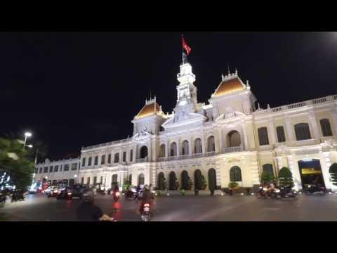 CENTER OF SAIGON - HO CHI MINH CITY AUG 2016