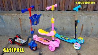 Download Mp3 Mainan Anak Skuter Model Baru Dari Exotic Toys Series Tutorial Dan Cara Pemasang