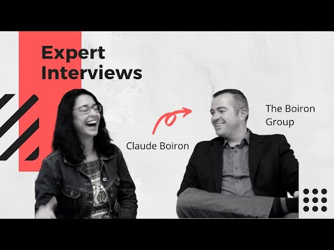 Meet the expert on real estate - Claude Boiron