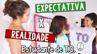 Estudante de Terapia Ocupacional - Expectativa x Realidade| AtividART