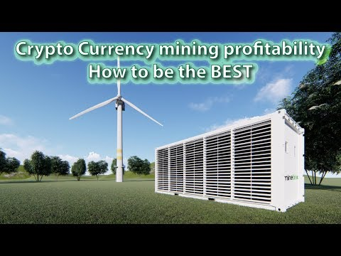 Crypto Currency Mining Profitability, How To Achieve Best Results !?