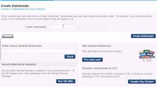 1und1.de free domain