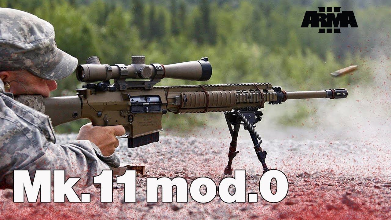 ARMA 3 RHS KOTH: Mk11 mod 0