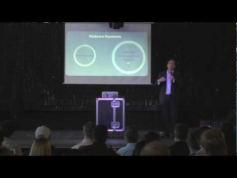 Demo Day Presentation by iCare founder Jose Suarez