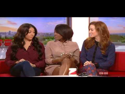 Mutya Keisha Siobhan (MKS) : Interview (BBC Breakfast 2013)