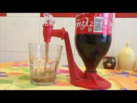 soda dispenser fizz saver