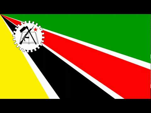 People's Republic of Mozambique Anthem