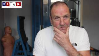 Joe Pennington - Mr Northside talks about his life in boxing, Part 1
