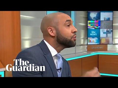 Good Morning Britain weatherman explains why he interrupted knife crime debate