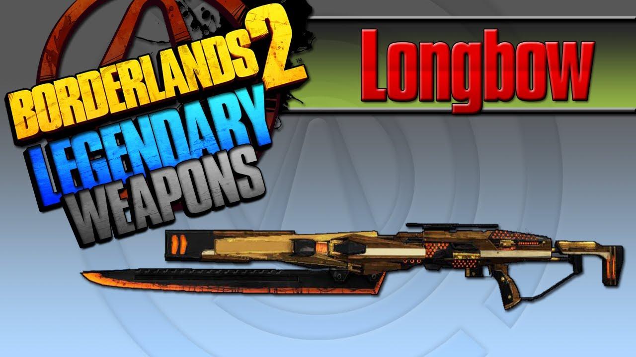 Borderlands 2 Longbow Quasar
