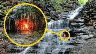 8 خوارق للطبيعة على كوكبنا لم يستطع العلماء حل لغزها...!!!