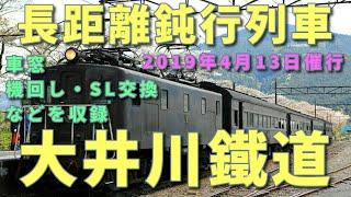 【長距離鈍行列車ツアー】スナップ動画【大井川鐵道】