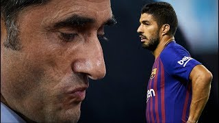 How Valverde MUST turn around Barcelona's poor form