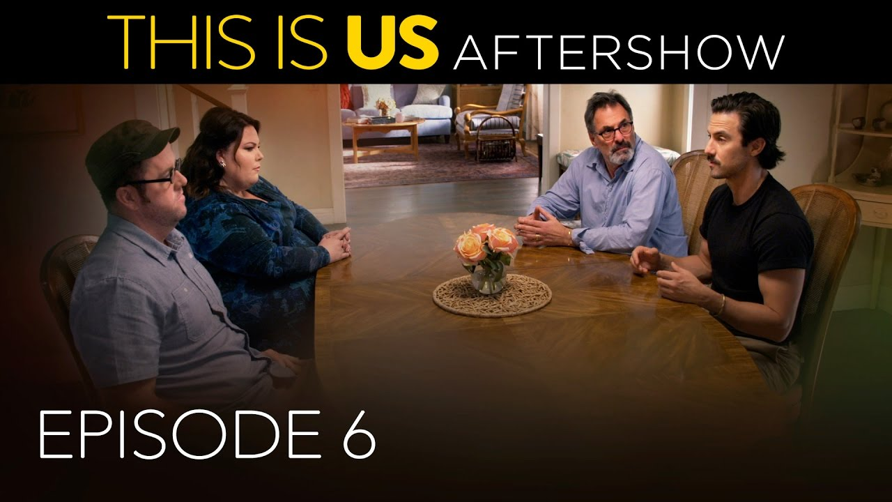 This Is Us Aftershow Season 1 Episode 6 Digital
