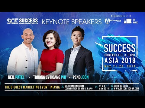 Official Trailer - Success Conference & Expo 2018